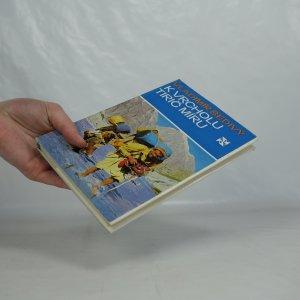 antikvární kniha K vrcholu Tirič Míru, 1974