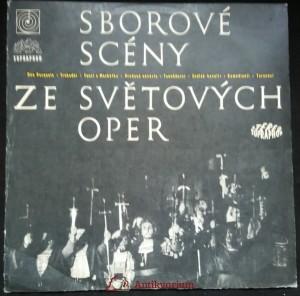 náhled knihy - Sborové scény ze světových oper II.