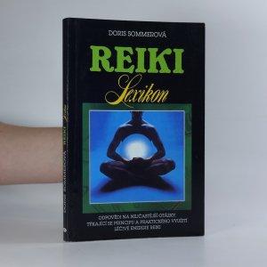 náhled knihy - Reiki - lexikon