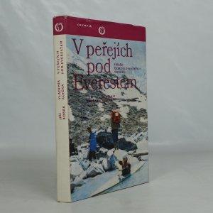 náhled knihy - V peřejích pod Everestem : příběh československých vodáků