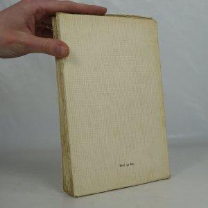antikvární kniha Básně, 1951
