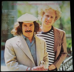 náhled knihy - Simon And Garfunkel's Greatest Hits