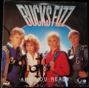 náhled knihy - Bucks Fizz: Are You Ready
