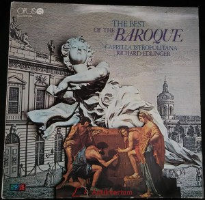 náhled knihy - The Best Of The Baroque Cappella Istropolitana Richard Edlinger