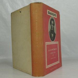 antikvární kniha Výbor z díla III. Lyrika-Epika, 1950