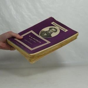 antikvární kniha Výbor z díla I. Próza-dramata, 1949
