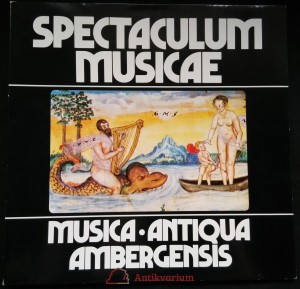 náhled knihy - Spectaculum Musicae: Musica Antiqua Ambergensis