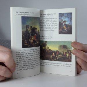 antikvární kniha Gallery guide Goya, neuveden