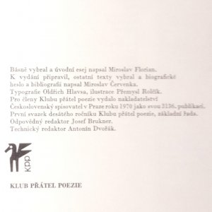 antikvární kniha Addio' mecenáši!, 1970