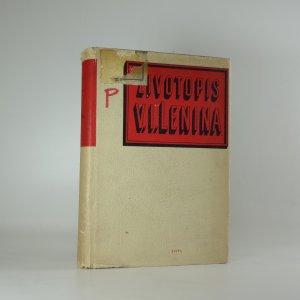 náhled knihy - Životopis V. I. Lenina