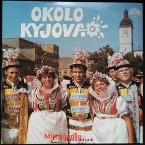 náhled knihy - Mistříňanka: Okolo Kyjova