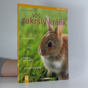 náhled knihy - Váš zakrslý králík