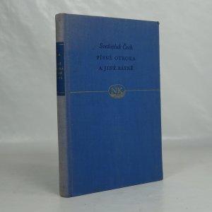 náhled knihy - Písně otroka a jiné básně
