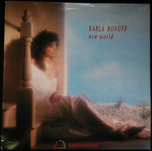 náhled knihy - Karla Bonoff: New World