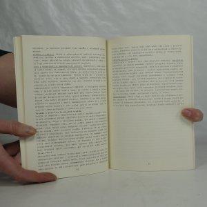 antikvární kniha Lékařská deontologie, 1990