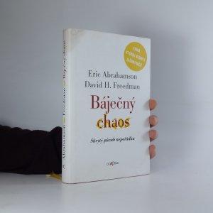 náhled knihy - Báječný chaos