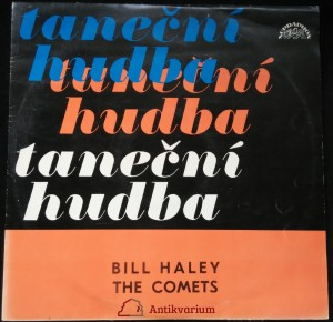 náhled knihy - Bill Haley: Comets