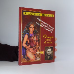 náhled knihy - O magii, lásce & sexu