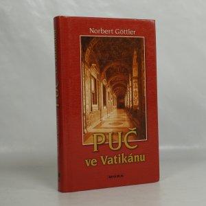 náhled knihy - Puč ve Vatikánu