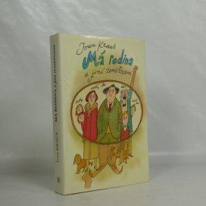 náhled knihy - Má rodina a jiná zemětřesení : povídky