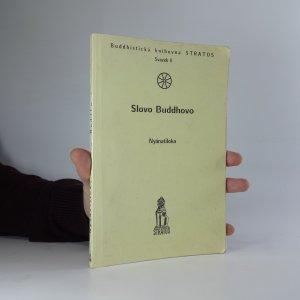 náhled knihy - Slovo Buddhovo