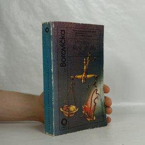 náhled knihy - Procesy, které vzrušily svět