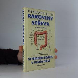 náhled knihy - Prevence rakoviny střeva