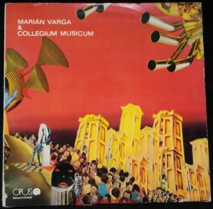 náhled knihy - Marián Varga & Collegium Musicum