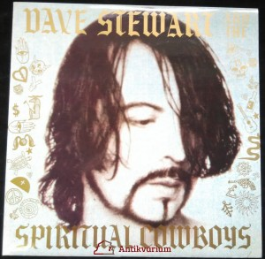 náhled knihy - Dave Stewart: And The Spiritual Cowboys