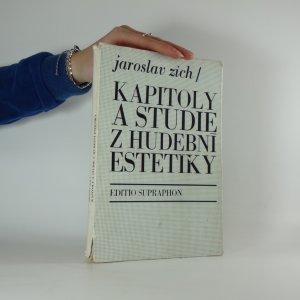 náhled knihy - Kapitoly a studie z hudební estetiky