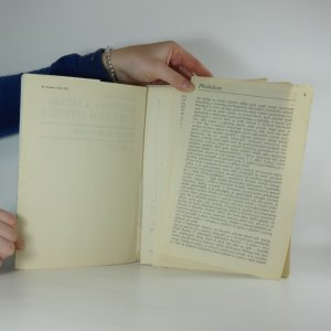 antikvární kniha Kapitoly a studie z hudební estetiky, 1975