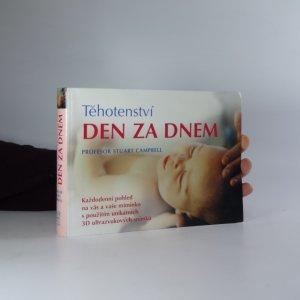 náhled knihy - Těhotenství den za dnem