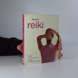 náhled knihy - Tajemství reiki