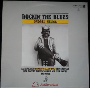 náhled knihy - Ondřej Hejma: Rockin' the Blues