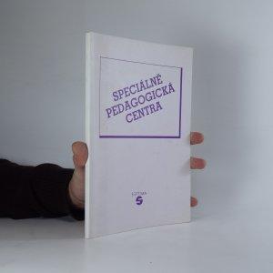 náhled knihy - Speciálně pedagogická centra