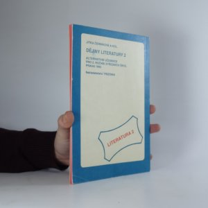 antikvární kniha Literatura 2, 1992