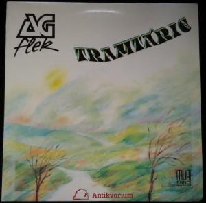 náhled knihy - AG Flek: Tramtárie