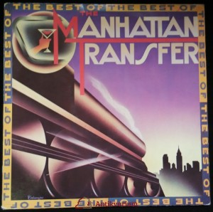 náhled knihy - The Best Of Manhattan Transfer