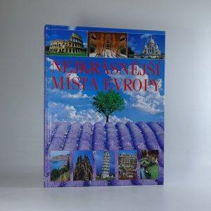 náhled knihy - Nejkrásnější místa Evropy