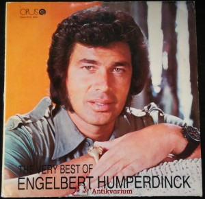 náhled knihy - The Very Best Of Engelbert Humperdinck
