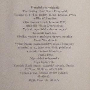 antikvární kniha Takový pěkný pár a jiné povídky, 1982