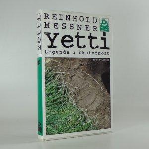 náhled knihy - Yetti: legenda a skutečnost