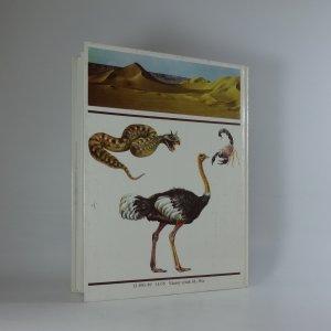 antikvární kniha Život pouští , 1989