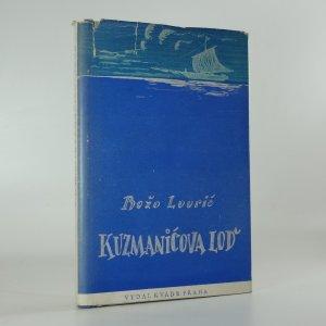 náhled knihy - Kuzmaničova loď