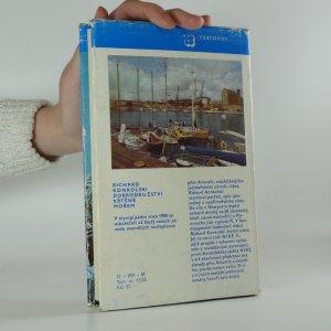 antikvární kniha Dobrodružství křtěné mořem: příběhy prvního československého osamělého mořeplavce, 1981