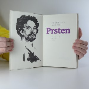 antikvární kniha Prsten, 1990