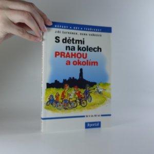 náhled knihy - S dětmi na kolech Prahou a okolím