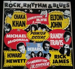 náhled knihy - Rock, Rhythm & Blues