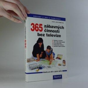 náhled knihy - 365 zábavných činností bez televize