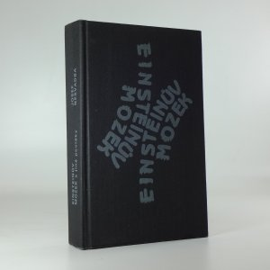 antikvární kniha Einsteinův mozek a jiné povídky, 1987